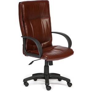 Кресло TetChair DAVOS кож/зам, коричневый 2 TONE