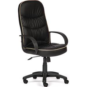 Кресло TetChair POLO кож/зам, черный, 36-6
