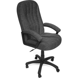 Кресло TetChair СН888 ткань, серый, 207 кресло tetchair ostin ткань серый бирюзовый мираж грей 23