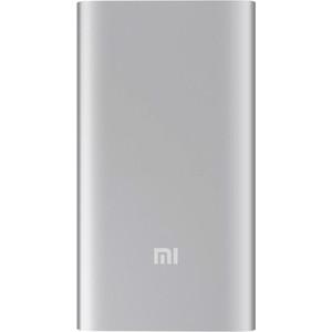 Внешний аккумулятор Xiaomi Mi Power Bank 5000mAh (Silver)
