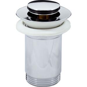 цены Донный клапан Rav Slezak Click-clack маленькая крышка, хром (MD0483)