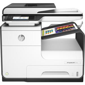 МФУ HP PageWide 377dw (J9V80B) мфу hp pagewide 377dw j9v80b черный белый