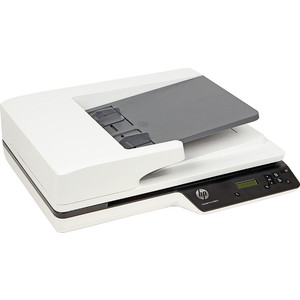 Сканер HP ScanJet Pro 3500 f1 (L2741A) сканер hp scanjet enterprise flow 7000 s3 l2757a