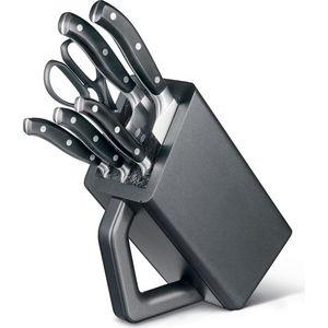Набор ножей 6 предметов в подставке Victorinox Grand Maitre (7.7243.6) набор ножей для стейков victorinox swissclassic 6 предметов черный