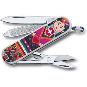 Нож перочинный Victorinox Classic LE2016 Mexican (0.6223.L1602) 7 функций складной нож victorinox classic le 2016 mexican