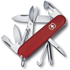 Нож перочинный Victorinox Evolution Super Tinker 1.4703 (1.4703) (красный 14 функций)