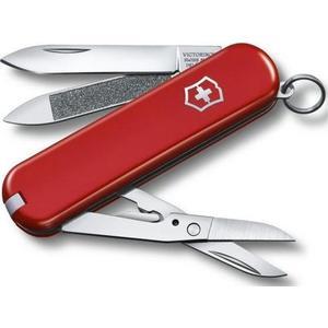 Нож перочинный Victorinox Executive 81 0.6423 (65мм, 7 функций, красный)