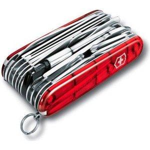 Нож перочинный Victorinox SwissChamp 1.6795.XLT (91мм, 50 функций, красный)