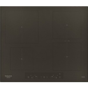 Индукционная варочная панель Hotpoint-Ariston KIA 641 B B (CF) hotpoint ariston kia 641 b b cf