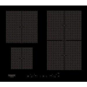 Индукционная варочная панель Hotpoint-Ariston KIT 641 F B индукционная варочная панель hotpoint ariston kia 641 b c