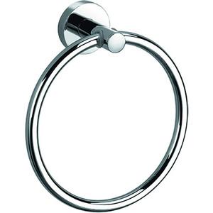Полотенцедержатель Elghansa Kentycky кольцо, хром (KNT-875) вешалка с 4 крючками elghansa kentycky хром knt 640