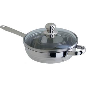 Сковорода d 20 см Regent Luna vitro (93-Lv06) сковорода d 24 см kukmara кофейный мрамор смки240а