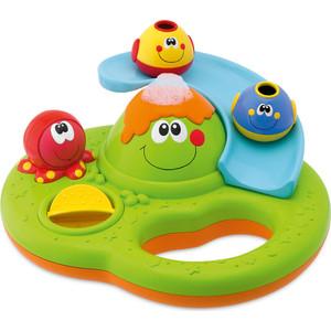 Игрушка для ванной Chicco Чикко Остров пузырьков чикко игрушка котенок музыкальный