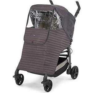 Накидка на коляску Chicco цвет серый