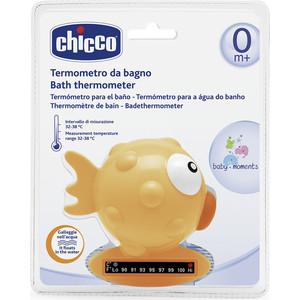 цена на Термометр Chicco для ванны Baby Moments Рыбка 320719043