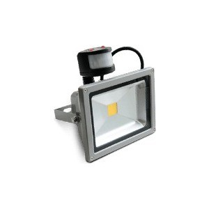 Светодиодный прожектор с датчиком движения X-flash XF-FL-PIR-50W-4000K Артикул 44245