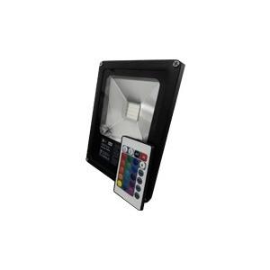 Прожектор светодиодный X-flash F-FLS-RGB-B-20W Артикул 46928 цена 2017