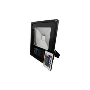 Прожектор светодиодный X-flash F-FLS-RGB-B-30W Артикул 46935 цена 2017