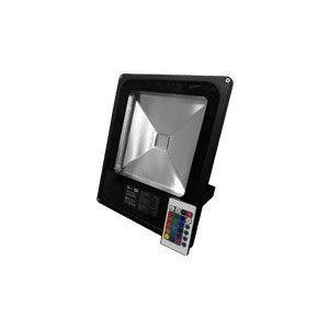 Прожектор светодиодный X-flash F-FLS-RGB-B-50W Артикул 46942 цена 2017