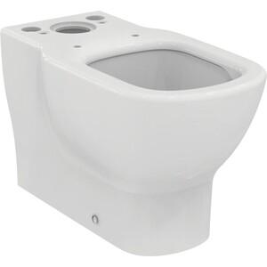 Унитаз (чаша) Ideal Standard Tesi AquaBlade для монтажа с бачком, белый (T008201)