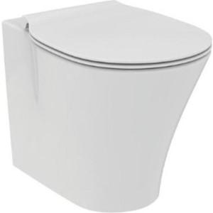 Унитаз приставной Ideal Standard Connect Air AquaBlade с сиденьем микролифт (E004201, E036601)