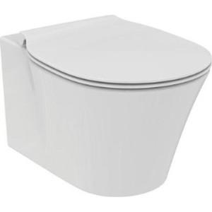 Унитаз подвесной Ideal Standard Connect Air AquaBlade с сиденьем микролифт (E005401, E036601)