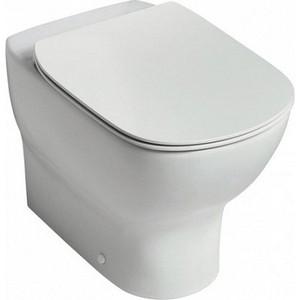 Унитаз приставной Ideal Standard Tesi AquaBlade с сиденьем микролифт (T007701, T352701)