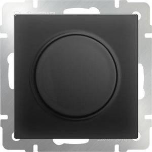 Диммер Werkel черный матовый WL08-DM600
