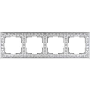 Рамка Werkel Antik жемчужный WL07-Frame-04