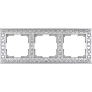 Рамка Werkel Antik жемчужный WL07-Frame-03