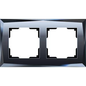 Рамка Werkel Diamant черный WL08-Frame-02