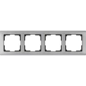 Рамка Werkel Metallic глянцевый никель WL02-Frame-04