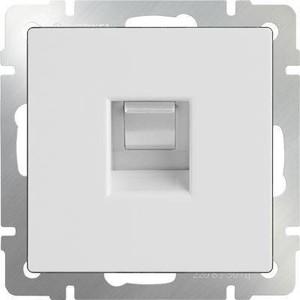 Розетка Ethernet RJ-45 Werkel белая WL01-RJ-45