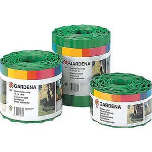 Бордюр зеленый Gardena 9см (00536-20.000.00)