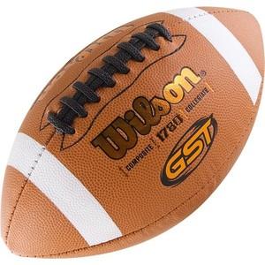 Мяч для регби Wilson GST Official Composite WTF1780XB