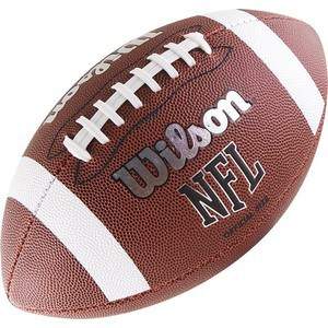Мяч для американского футбола Wilson NFL Official Bin WTF1858XB