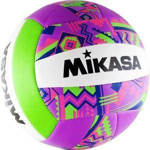 Мяч для пляжного волейбола Mikasa GGVB-SF (р.5) мяч для водного поло mikasa w6609c жен размер