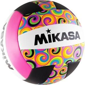 Мяч для пляжного волейбола Mikasa GGVB-SWRL (р.5) мяч для водного поло mikasa w6609c жен размер