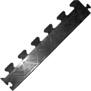 Бордюр для коврика резинового КМС 20 мм черный купить недорого низкая цена  - купить со скидкой
