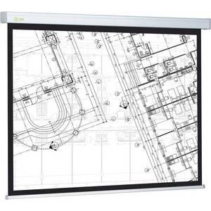 Фото - Экран для проектора Cactus CS-PSW-104x186 16:9 настенно-потолочный экран cactus frameexpert cs psfre 420x236 420х236 см 16 9 настенный