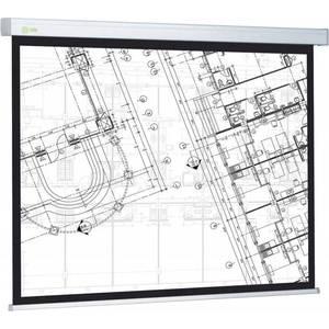 Фото - Экран для проектора Cactus CS-PSW-124x221 16:9 настенно-потолочный экран cactus frameexpert cs psfre 420x236 420х236 см 16 9 настенный