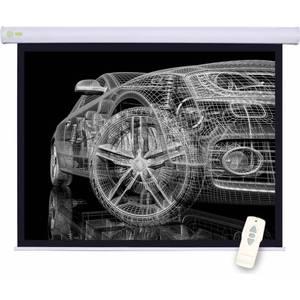 Экран для проектора Cactus CS-PSM-150x150 1:1 настенно-потолочный (моторизованный привод) цена и фото