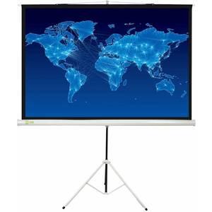 Экран для проектора Cactus CS-PST-150x150 1:1 напольный цена