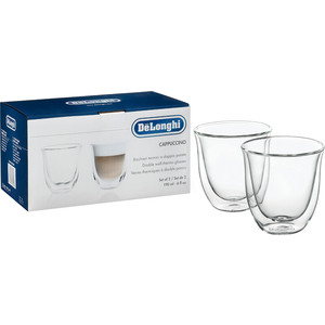 Чашки для капучино DeLonghi Cappucino cups (2 шт)
