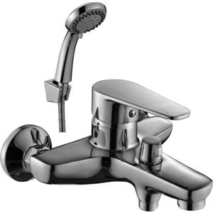 Смеситель для ванны Decoroom с коротким изливом (DR69036)