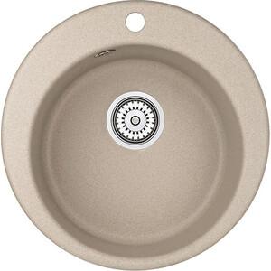 Кухонная мойка Granula GR-4801 песок
