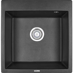 Кухонная мойка Granula GR-5102 черный