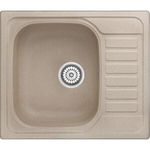 Кухонная мойка Granula GR-5801 песок цены онлайн