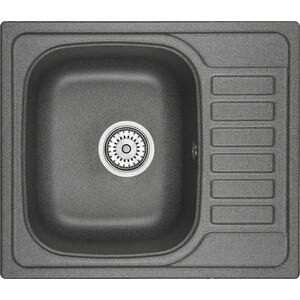 Кухонная мойка Granula GR-5801 графит
