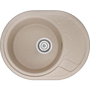 Кухонная мойка Granula GR-5802 песок